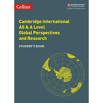 Cambridge International AS A Level Global Perspectives and Research Students Book