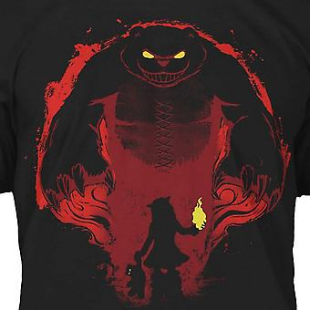 League Of Legends Mens Have You Seen My Tibbers T-Shirt