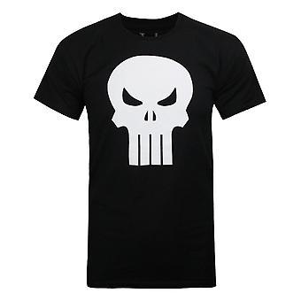 The Punisher Mens Logo T-Shirt