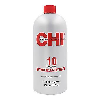 Permanent Dye Chi Color Generator Farouk 10 Vol (887 ml)