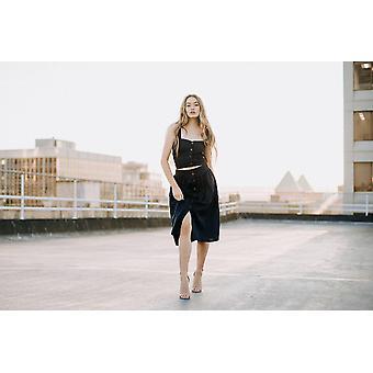 Penelope Skirt | Navy