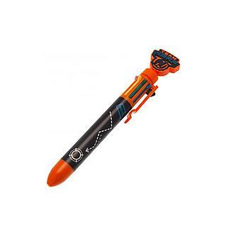 Nerf flerfärgad penna