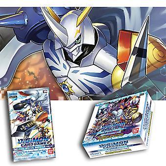Digimon Kartenspiel: Release Special Booster Box Ver.1.0 BT01-03 (24 Packs)