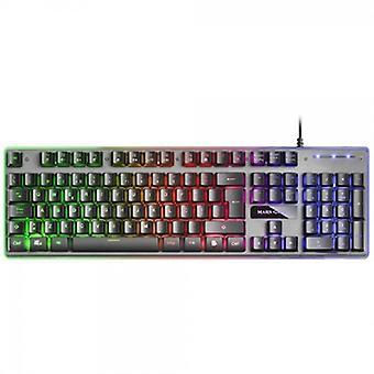 Gaming Keyboard Mars Gaming MK220PT Portuguese