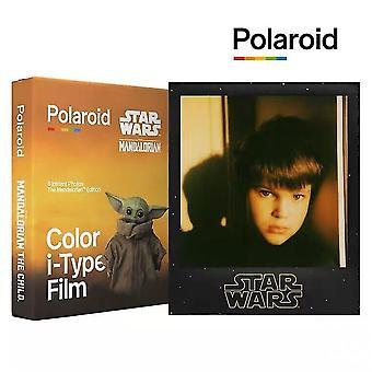 סרט מצלמה צבע i-type סרט תמונות מיידיות המהדורה המנדלורית