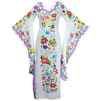 Šaty pre ženy, bat rukáv obväz korzetová sukňa gotické šaty