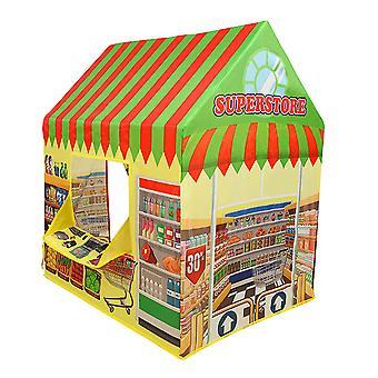 Copii Superstore Cort interior și în aer liber jucărie Play House Play Cort
