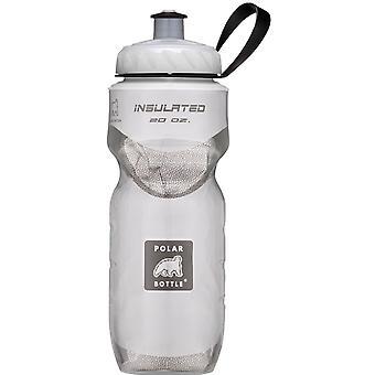 الرياضة زجاجة القطبية معزولة زجاجة مياه أوز 20-أبيض