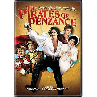 Pirater i Penzance, (1983) [DVD] USA import