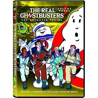 Real Ghostbusters 3 [DVD] USA import