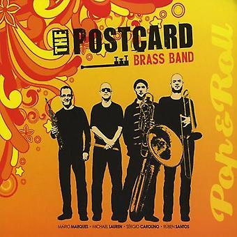 Postal de Charanga - importación de Estados Unidos de Pop & Roll [CD]