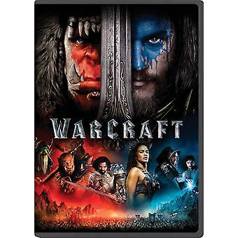 Warcraft [DVD] USA import