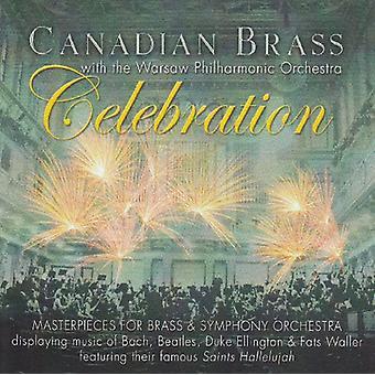 Canadian Brass - Celebration [CD] USA import