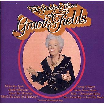 Gracie Fields - gyllene år av Gracie Fields [CD] USA import