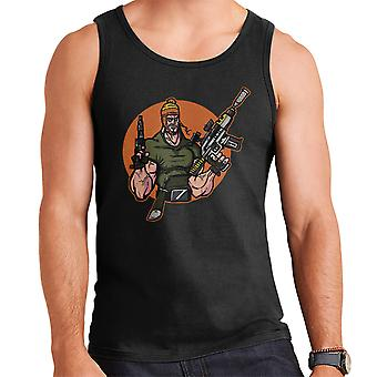 Smuggler Bro Jayne Firefly Men's Vest