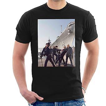 Turbonegro Band Foto Herren T-Shirt