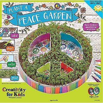 Kit de culture de créativité pour la paix plante 6105 enfants
