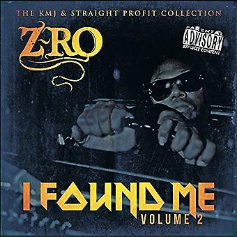 Z-Ro - I Found Me 2 [CD] USA import