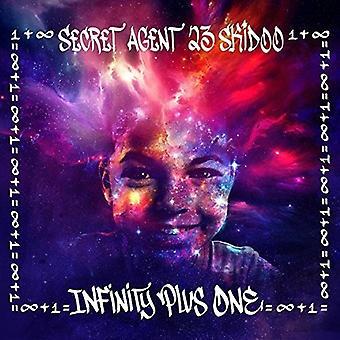 Secret Agent 23 Skidoo - Infinity Plus One [CD] USA import