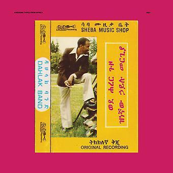 Mergia, Hailu and Dahlak Band - Wede Harer Guzo [CD] USA import