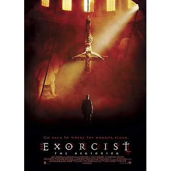 Exorcist The Beginning Movie Poster (27 x 40)