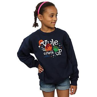 National Lampoon's Christmas Vacation Girls Yule Crack Up Sweatshirt