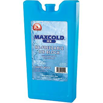 IGLOO MaxCold Medium Refreezable Ice Block - Blue