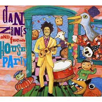 Dan Zanes & Friends - House Party [CD] USA import