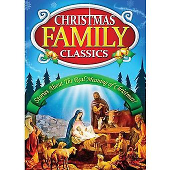 Christmas familie Classics [DVD] USA importere