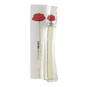 Eau de flores de Kenzo 50ml Parfum Spray para las mujeres