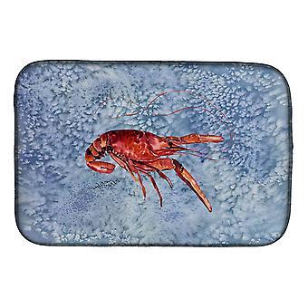 Carolines Treasures  8231DDM Crawfish Dish Drying Mat