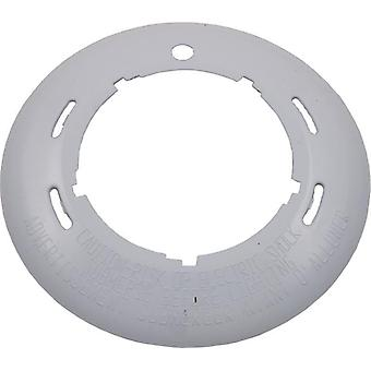 Pentair 79210000 White Plastic Face Ring Replacement HiLite Pool or Spa Light