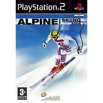 Alpinskidåkning 2005 (PS2) - Ny fabrik förseglad