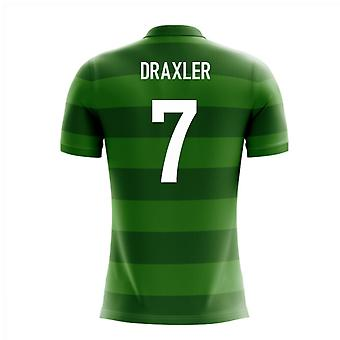 2020-2021 Germany Airo Concept Away Shirt (Draxler 7)