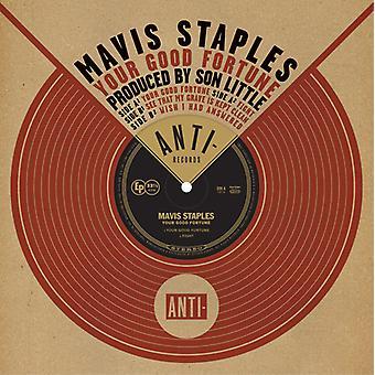 Mavis Staples - Your Good Fortune [Vinyl] USA import