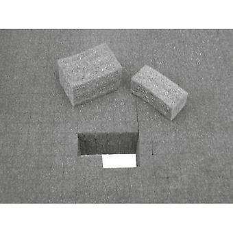 VISO MOUSSE Foam insert (L x W x H) 90 x 625 x 525 mm