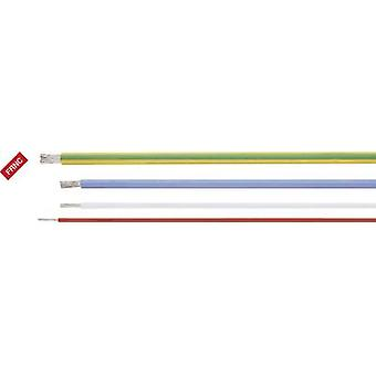 Helukabel 51346 Heat-resistant cable HELUTHERM 145 1 x 2.50 mm² Green Sold per metre