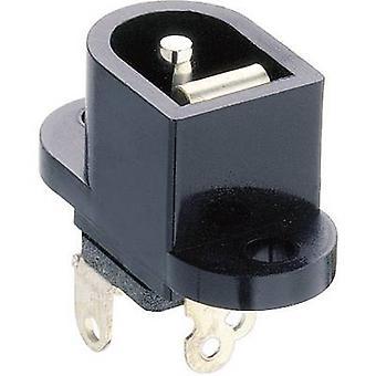 לומברג NEB/J 25 מחבר כוח נמוך שקע, אנכי אנכית 6.5 mm 2.35 mm 1 pc (עם)