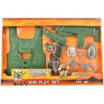 MISSIONE di combattimento 2 pistola Playset