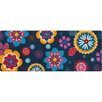 Mat de vie Bohème XL fleur tapis lavables Salon Loewe