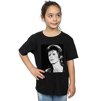 David Bowie tytöt Ziggy näköinen t-paita