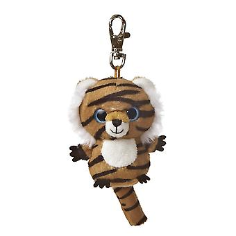 Jinxee YooHoo Plush Tiger Clip On by Aurora - 29054