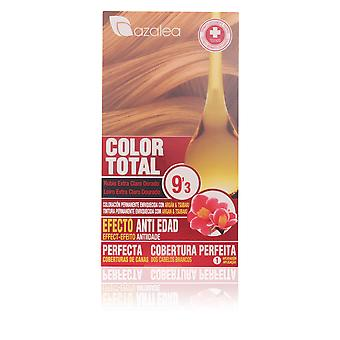 Azalea färg totala #9,3-rubio Extra Claro Dorado för kvinnor