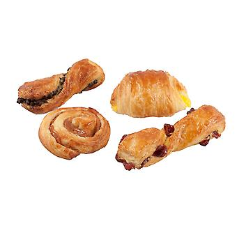 Bridor Frozen Mini Mixed Gourmandises Pastries