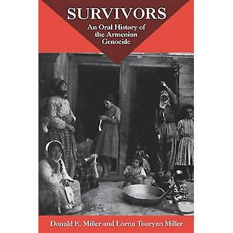 Overlevenden - een mondelinge geschiedenis van de Armeense Genocide door Donald E. Mill