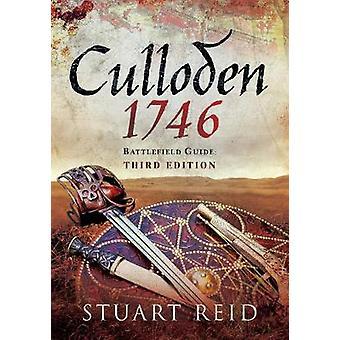 Schlachtfeld von Culloden - 1746 - Führer - dritte Ausgabe von Culloden - 1746 - B
