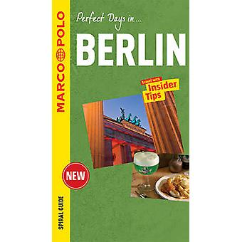 Berlin Marco Polo Spiral Guide by Marco Polo - 9783829755207 Book