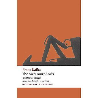 Metamorfoza i inne historie (Oxford światowej klasyki)