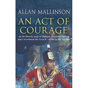 Un atto di coraggio (Matthew Hervey 7)