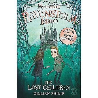 Mysteries van Ravenstorm Island: The Lost Children